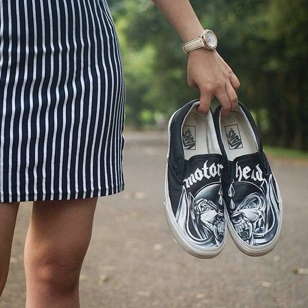 Made in Jakarta: Sepatuduatiga, a Sneaker Customization Crew