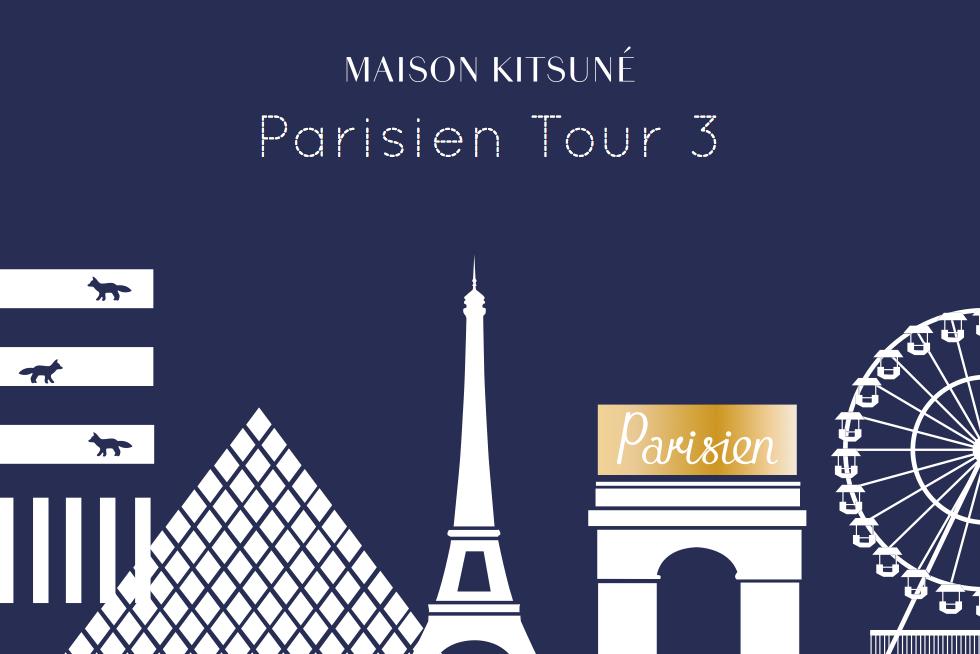 Kitsuné Parisien Tour comes to Asia