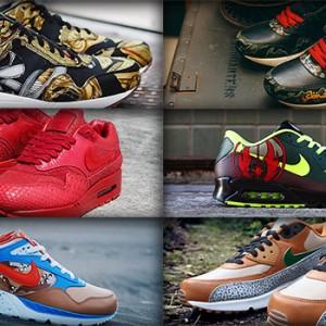 Nike Air Max Customs