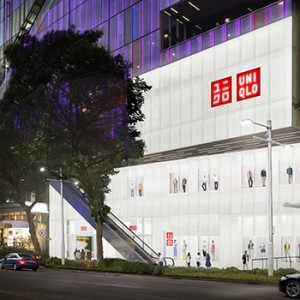 UNIQLO Global Flagship Store in Singapore