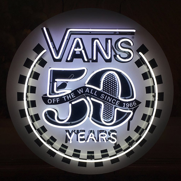 Vans 50th anniversary, Off the Wall since 1966