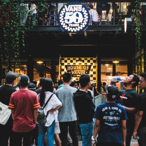 House of Vans KL 2016: Entrance