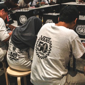 House of Vans KL: Public participation in art workshops