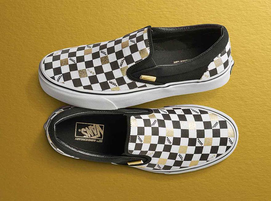 Vans 50th Anniversary Slip-On