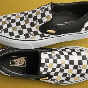 """Vans Slip-On """"Gold Pack"""""""