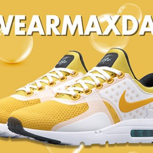 #WEARMAXDAY Nike Air Max Zero