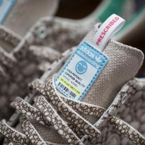 """BAIT x adidas Stan Smith Vulc """"Happy"""""""
