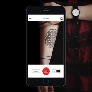 InkHunter Tattoo App