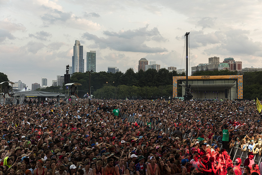 Lollapalooza Music Festival 2016