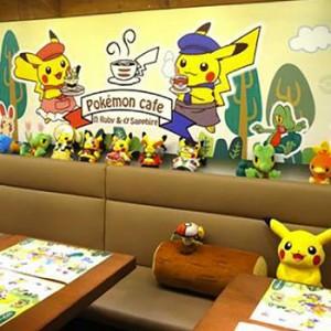 Pokemon Cafe comes to Singapore
