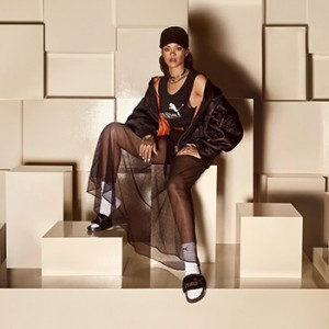 Object of Desire: Rihanna x PUMA Fur Slides by FENTY