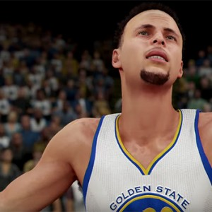 Under Armour and NBA 2K16