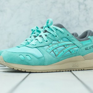 "Ronnie Fieg x ASICS Tiger GEL-LYTE III ""Cockatoo Green"""
