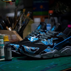Made in Taiwan: Art Chen, Graphic Designer, Farmer & Sneaker Customizer