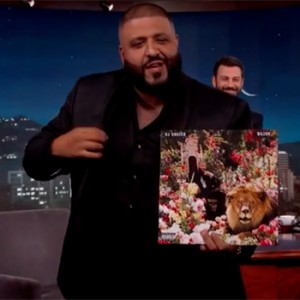 """DJ Khaled's New Album Might Really Be the """"Biggest of the Year"""""""
