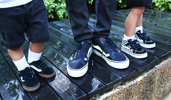 My Dad and Me: A Fathers' Day Sneaker Special