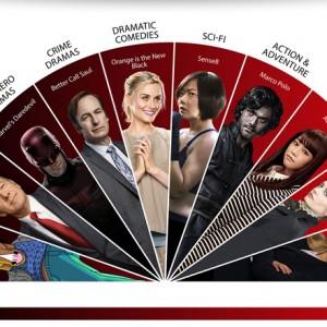 Netflix Binge Scale: Highlights