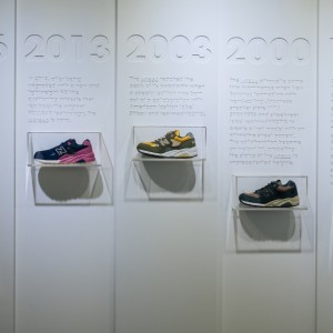 New Balance 580 20th Anniversary Pop Up Gallery