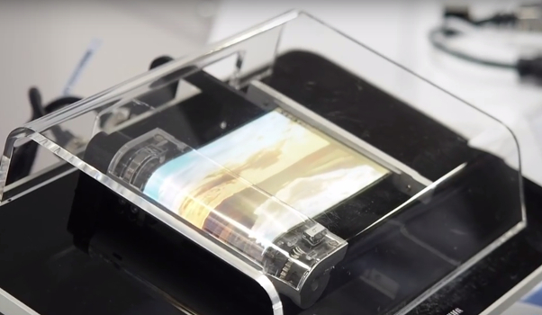 Samsung Could Launch Smartphones with Bendable Screens