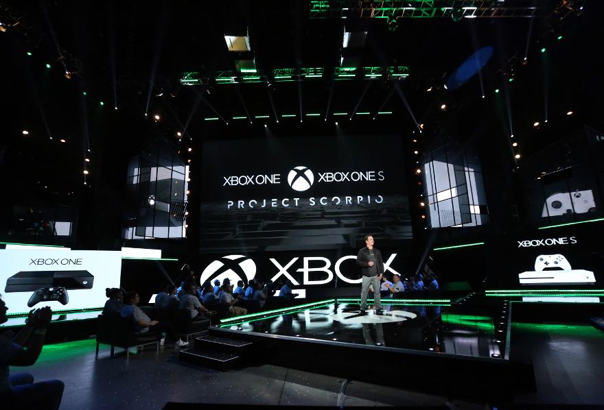 Microsoft's Xbox Receives a Boost at E3 2016