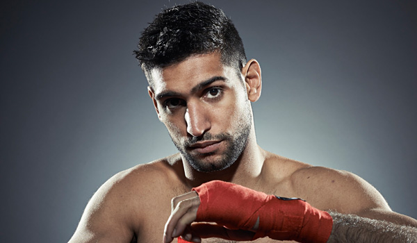 Amir Khan Might Switch to MMA and Fight Conor McGregor