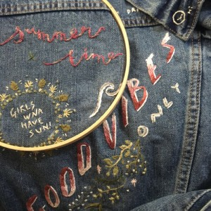 Singapore Artists Create Customized Denim Jackets for a Good Cause