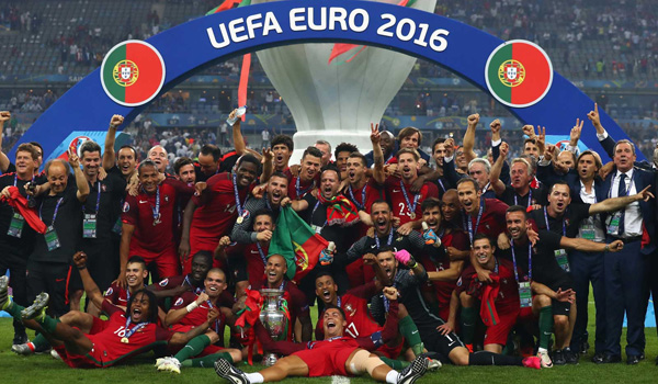 10 Epic Moments From Euro 2016