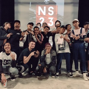 "Here's What You Missed at the ""NS23"" Skate Film Premiere"