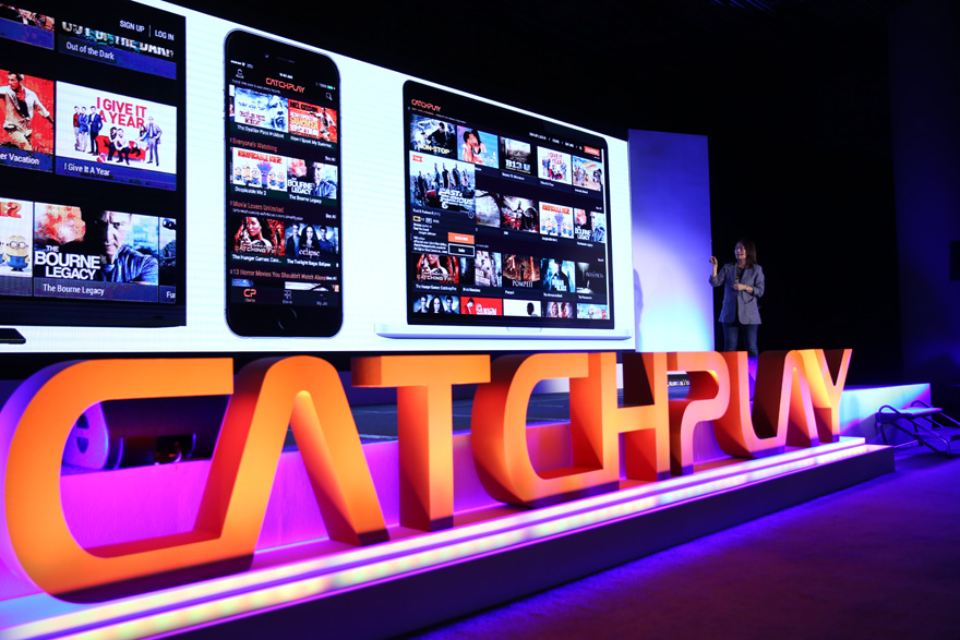 Catchplay Launches Movie-On-Demand Service in Singapore