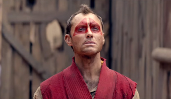 """Jude Law Proves Mesmerizing Even as a """"Demon"""""""