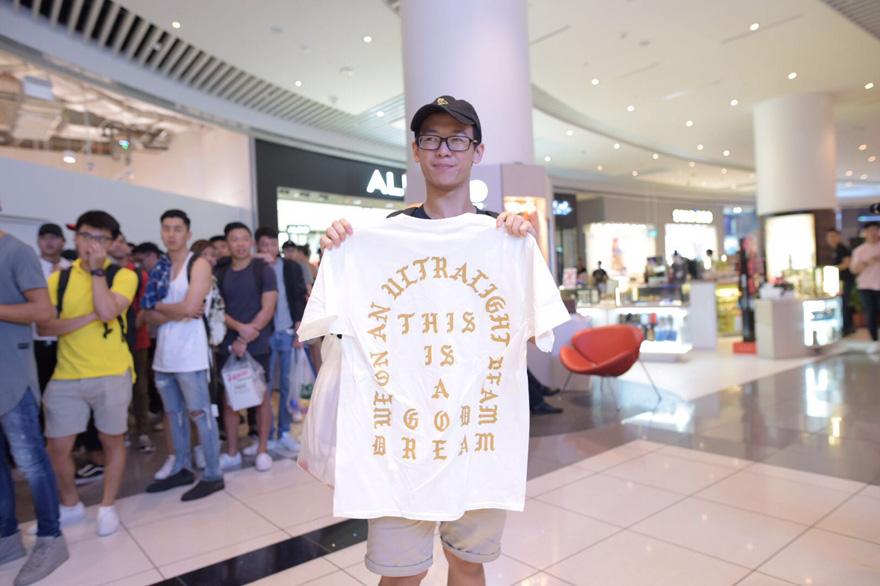 PABLO Temporary Store Singapore Day 1: Recap