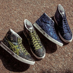 Onitsuka Tiger x Andrea Pompilio Autumn/Winter 2016 Collection