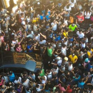 This Pokémon Go Crowd Looks Like a Massive Zombie Horde