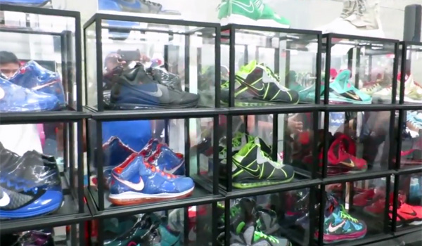 Watch: US$1.2 Billion Sneaker Resale Market Explained