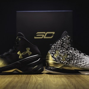 """Under Armour Curry MVP """"Back 2 Back"""" Pack"""