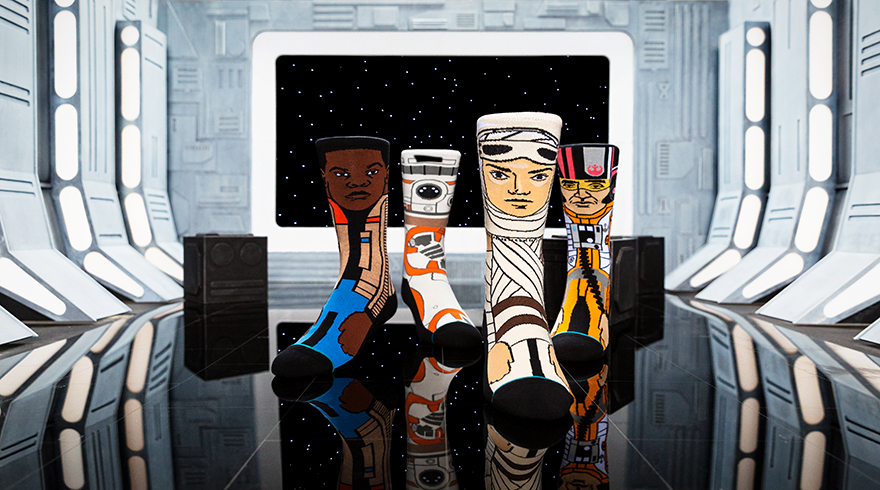 Stance Unleashes its Latest Collection of Star Wars Socks