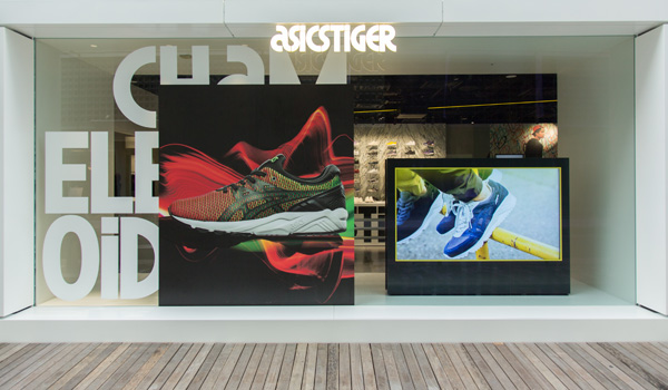 best sneakers 84929 20a2d ASICS Tiger Opens First Standalone Store in Osaka, Japan ...