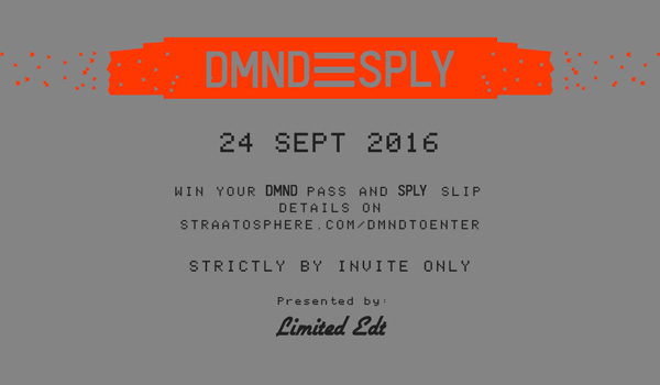 Snap and Vote to Win Exclusive DMND Passes and SPLY Slips