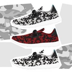 Native Shoes Apollo Moc Blot Camo