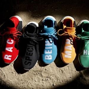 "Pharrell Williams x adidas Originals NMD ""Hu"""