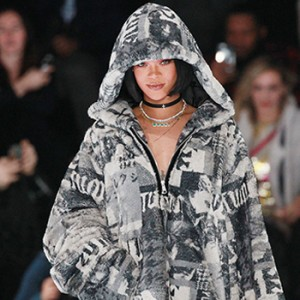 Stream the FENTY PUMA by Rihanna SS17 Collection Live via TIDAL
