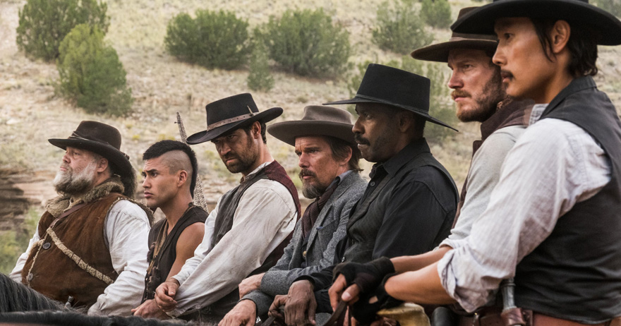 Straat Picks: 5 Movies to Watch in September 2016 (The Magnificent Seven)