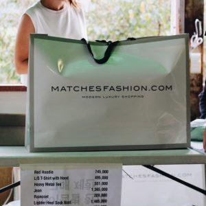 Vetements x Matchesfashion.com Seoul drop, 17 October 2016