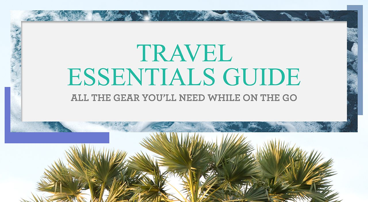 Travel Essentials Guide by Straatosphere