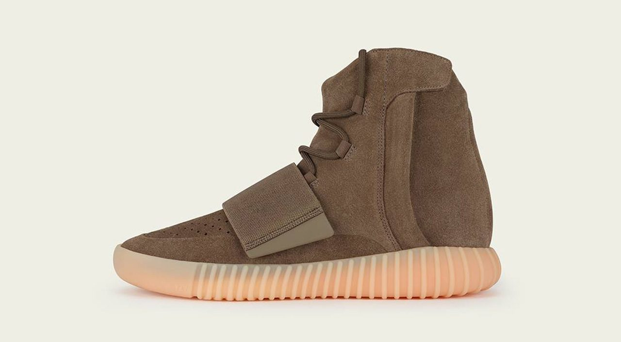 "adidas Yeezy Boost 750 ""Chocolate"" Drops This Week"