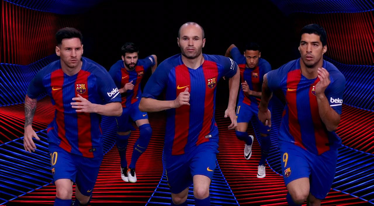 Barcelona Signs Record Deal with Nike