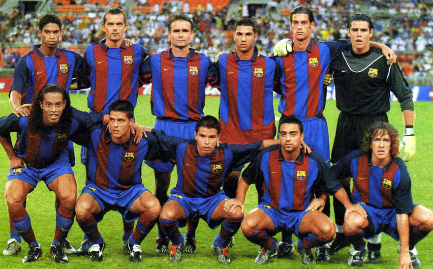 Image result for barcelona 2005