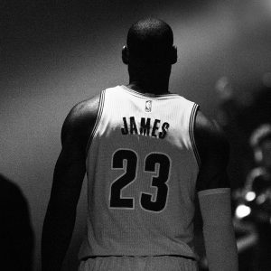 LeBron James Also Has an NBA Season Opening Ad