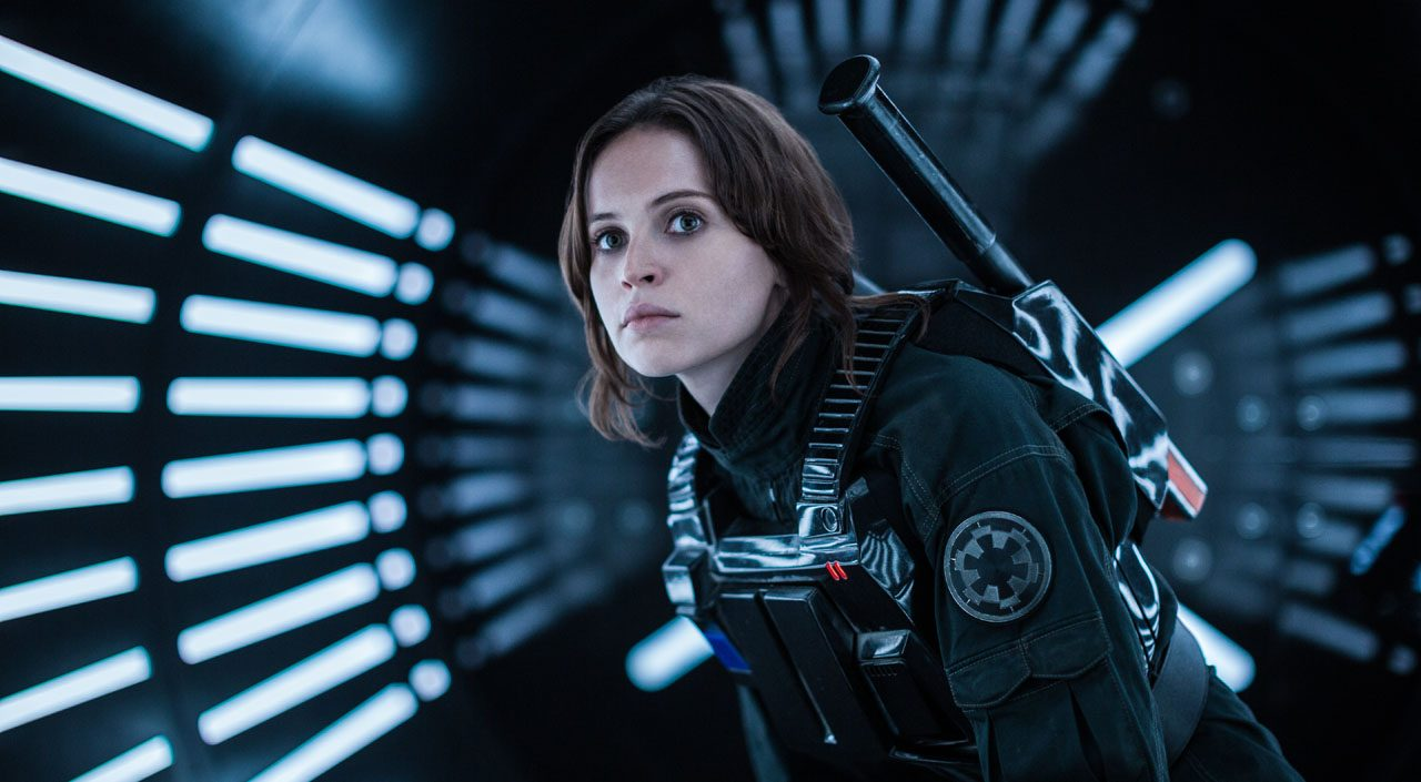 """""""Rogue One: A Star Wars Story"""" Latest Trailer is Brilliant"""