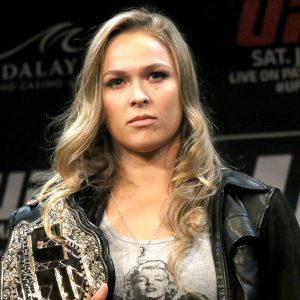 Ronda Rousey Set to Return After a Year's Lay Off